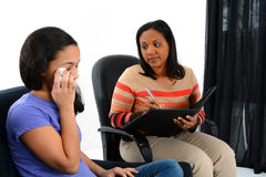 Counseling Stock Image