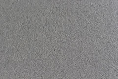 Counstructed wet grey rough plaster walls background Stock Photography