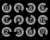 Count-down Stockfotografie