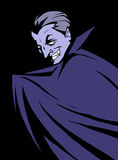 Count Dracula Royalty Free Stock Images