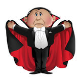 Count Dracula Royalty Free Stock Photography