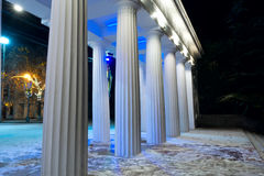 Count pier in Sevastopol Royalty Free Stock Photo