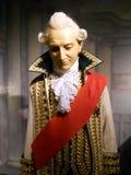 Count Richelieu. Exhibit of wax museum in Odessa Stock Images