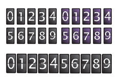 Count timer  Royalty Free Stock Images