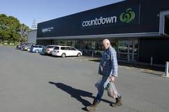 Countdown - Supermarket Royalty Free Stock Photos
