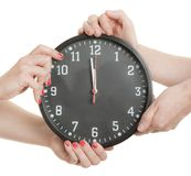 Countdown, the time is running out, new year. Countdown, the time is running out fast, new year stock image