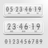 Countdown Timer Royalty Free Stock Images