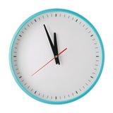 Countdown wall clock Royalty Free Stock Photos