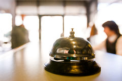 Counter bell Stock Photography