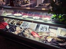 counter fisk Fotografering för Bildbyråer