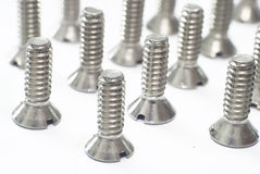 Counter Shank Bolt Stock Photos