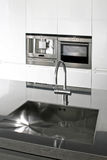 Counter sink stock photo