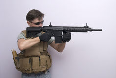 Counter strike Royalty Free Stock Photography