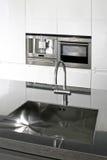 counter vask arkivfoto