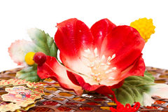 Counterfeit flower Royalty Free Stock Photography