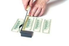 Counterfeiter Royalty Free Stock Image