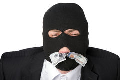 Counterfeiter Royalty Free Stock Image