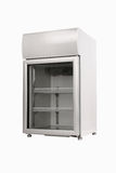 Countertop Display Refrigerator Royalty Free Stock Image