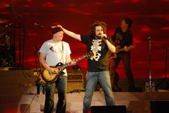 Counting Crows Royalty Free Stock Images
