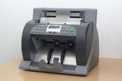 Counting Machine Royalty Free Stock Image