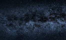 Countless stars Royalty Free Stock Images