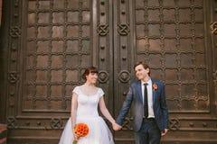 countour夫妇图画递藏品铅笔婚礼 免版税库存图片