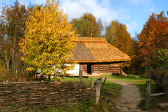 Country ancient house Stock Image