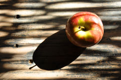 Country apple Stock Image