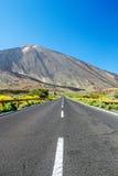 Country asphalt road Stock Photos