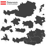 country Austria Royalty Free Stock Photos
