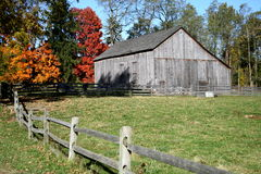 Country Barn royalty free stock image