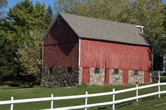 Country Barn Stock Photography