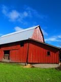 Country Barn. A country barn near Corvallis, OR Royalty Free Stock Photos