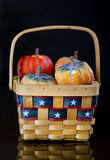 Country Basket. Stock Images