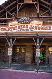 Country Bear Jamboree at the Magic Kingdom, Walt Disney World. Orlando, Florida: December 2, 2017: Country Bear Jamboree at The Magic Kingdom, Walt Disney World stock photos