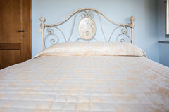 Country bed Stock Photos