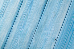 Country blue wooden table background Stock Photos