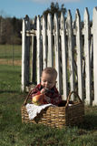 Country Boy Royalty Free Stock Photo