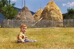 Country Boy Royalty Free Stock Photos