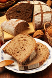 Country bread Stock Image