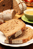 Country bread Royalty Free Stock Photos