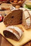 Country bread Royalty Free Stock Photography