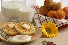 Country Breakfast Royalty Free Stock Images