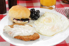 Country breakfast Stock Photos