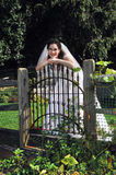 Country Bride Royalty Free Stock Photography