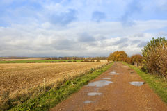 Country bridleway Royalty Free Stock Photography