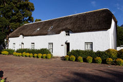Country Building in South Africa Stock Image