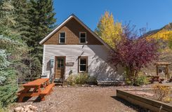 Country cabin Royalty Free Stock Photography