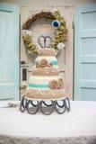 Country Cake stock photos