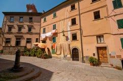 Country Castagneto Carducci, Tuscany, Italy Stock Photography